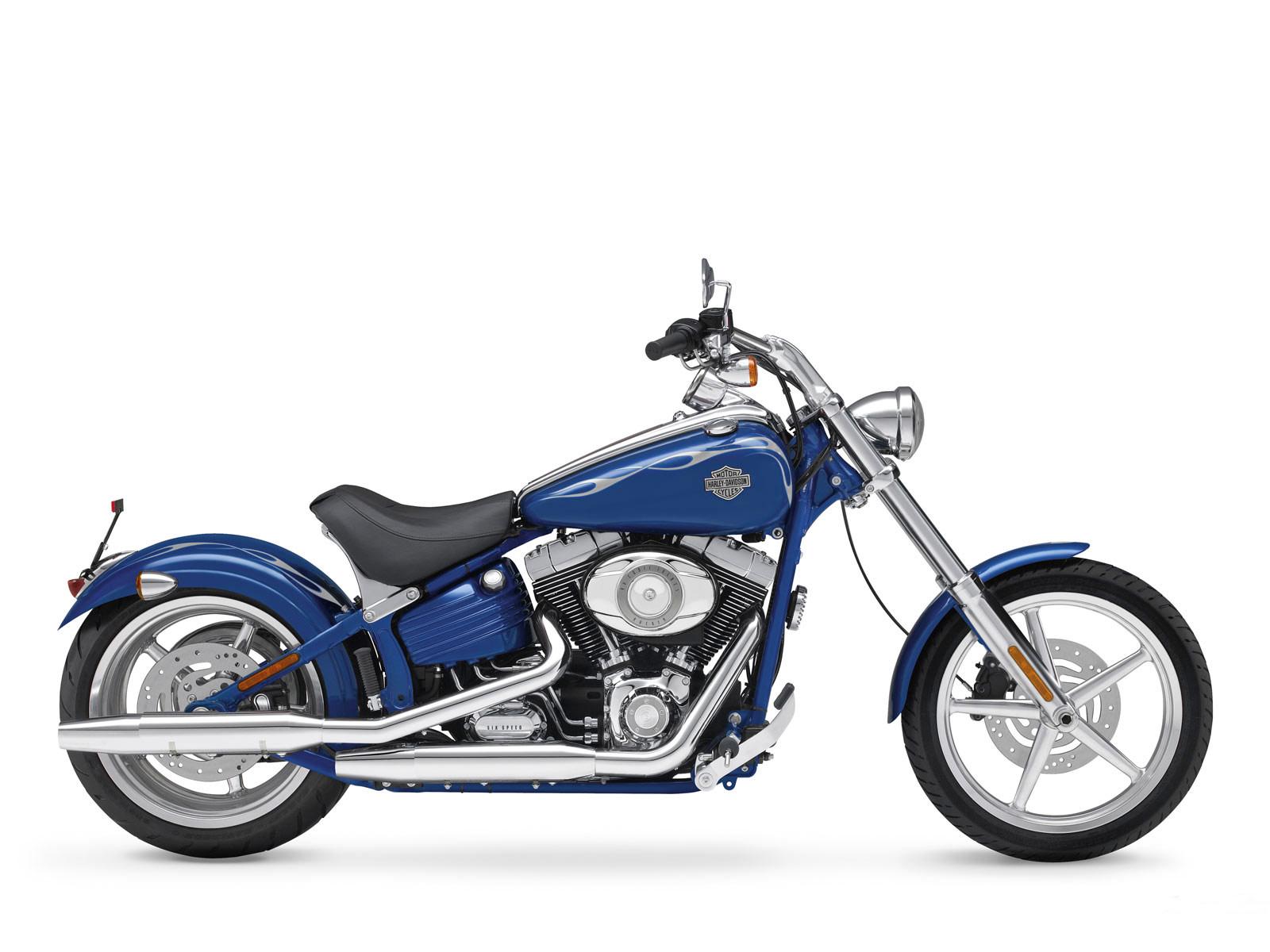 Harley Davidson Rocker Specs