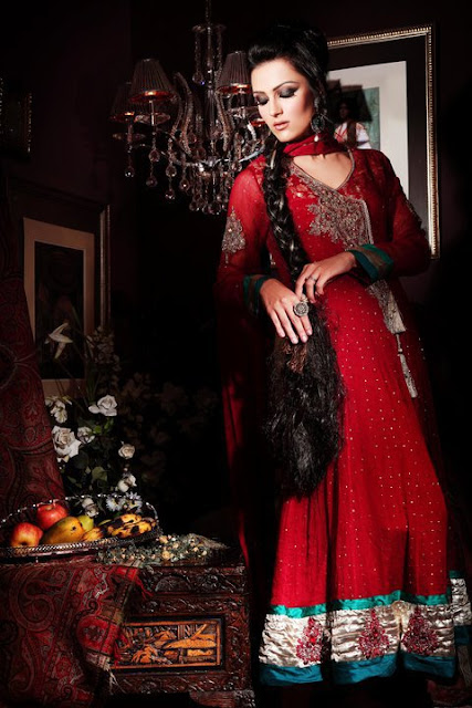 Latest-Bridal-Churidar-Suits