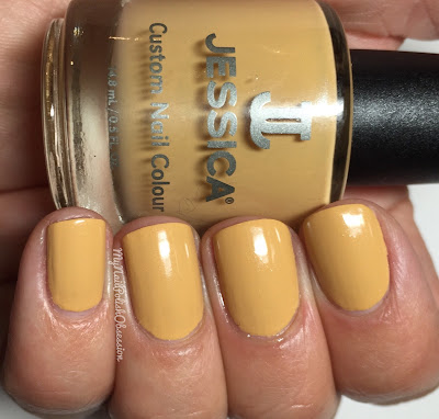 Jessica Cosmetics La Vie Boheme; Free Spirit