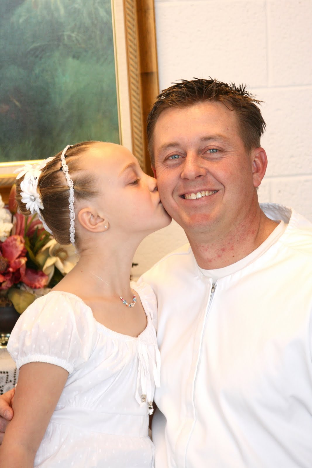 Girl and Her Dad