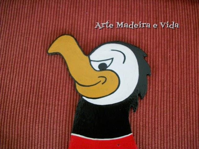 flamengo mascote