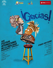 19 FESTIVAL INTERNACIONAL DE LA ORALIDAD VENEZUELA 2012