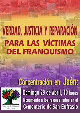 JAEN - 29 de abril - 10:00 horas