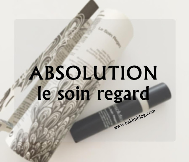 absolution le soin regard eye contour booster review blog