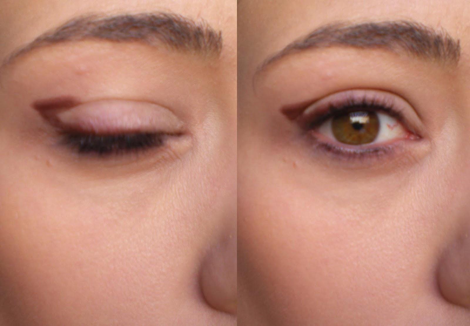 el escaparate Oriflame: Ojos caídos; maquillaje paso por paso para ...