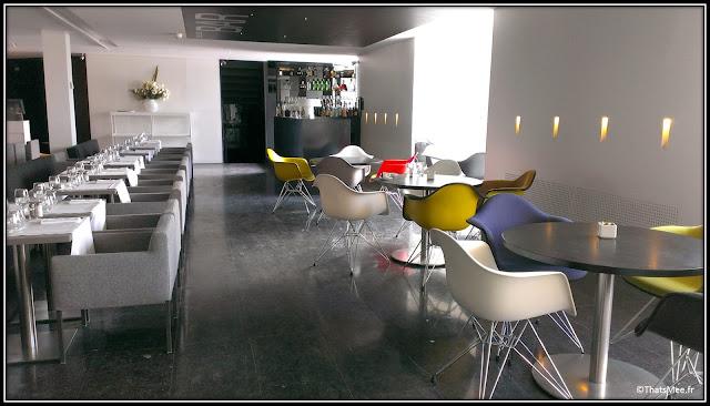 bar restaurant Saut Du Loup Musée Des Arts Décoratifs Louvre Paris