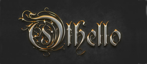 A Silver Style Text Effect in Photoshop