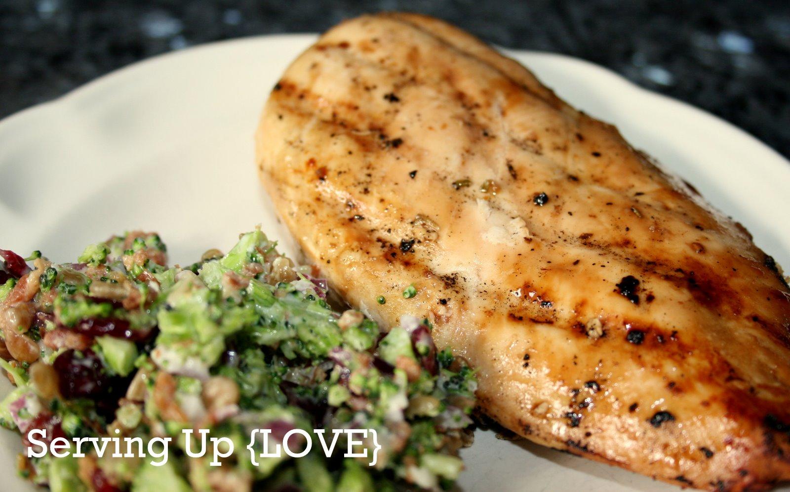 Marinade For Chicken Recipe — Dishmaps