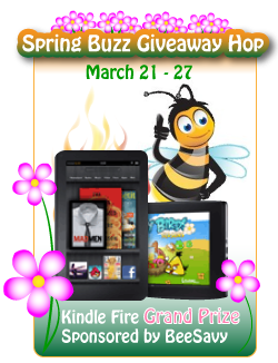 Spring Buzz Giveaway Hop Picture1