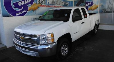 2013 Chevrolet Silverado 1500 for Sale Near Owosso, MI