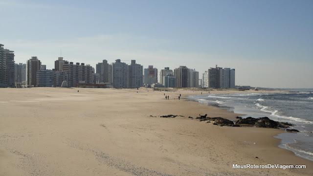 Playa Brava - Punta del Este, Uruguai