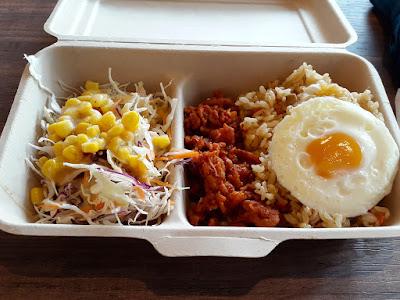 Korean Lunch Box at Gogi Grill