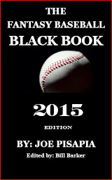 THE NEW FANTASY BASEBALL BLACK BOOK AVAILABLE NOW!