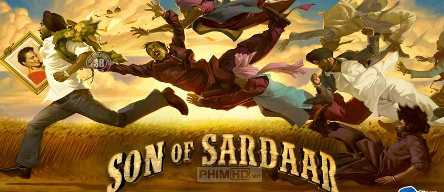 Con Trai Của Sardaar - Son Of Sardaar - 2012