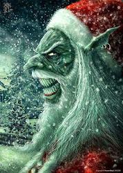 Gros criss de Père Noel à m'arde