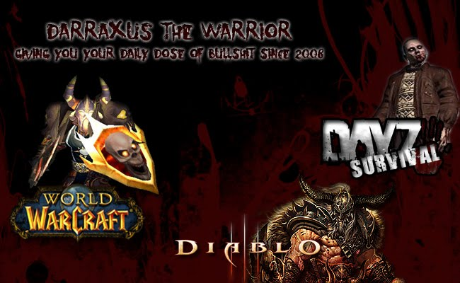 Darraxus the Warrior