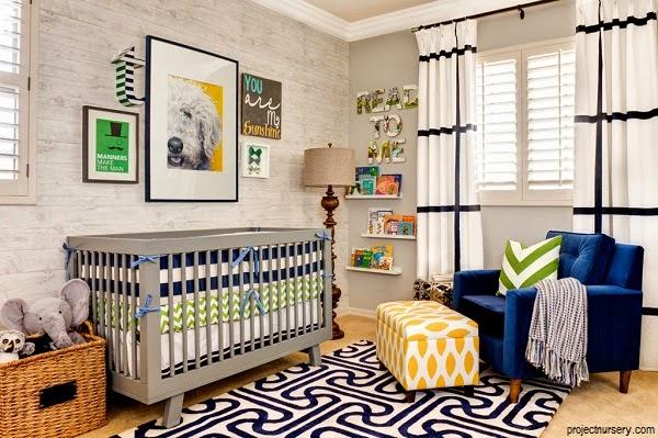 Magnifiques Photos déco chambre pour bébé garçon