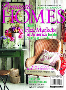 As seen in Romantic Homes, Fall 2012