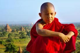 menneskesynet i buddhismen