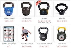 KETTLEBELLS FOR YOUR HOME WORKOUTS
