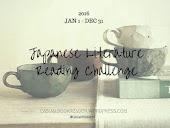 Japanese Literature Reading Challenge