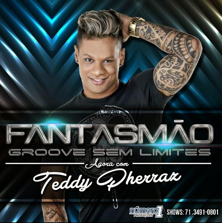 Teddy Pherraz é o novo vocalista da Banda Fantasmão
