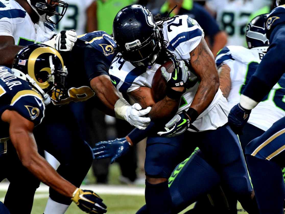 Watch Seattle Seahawks vs St Louis Rams 09132015