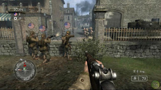 Call of duty 2 screen shots , Cod 2 screen shots
