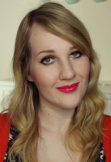 MAC Viva Glam Miley Cyrus 1 Lipstick & Lipglass Swatches & Review