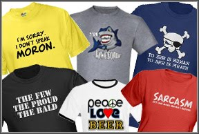 Funny T-Shirt Humor