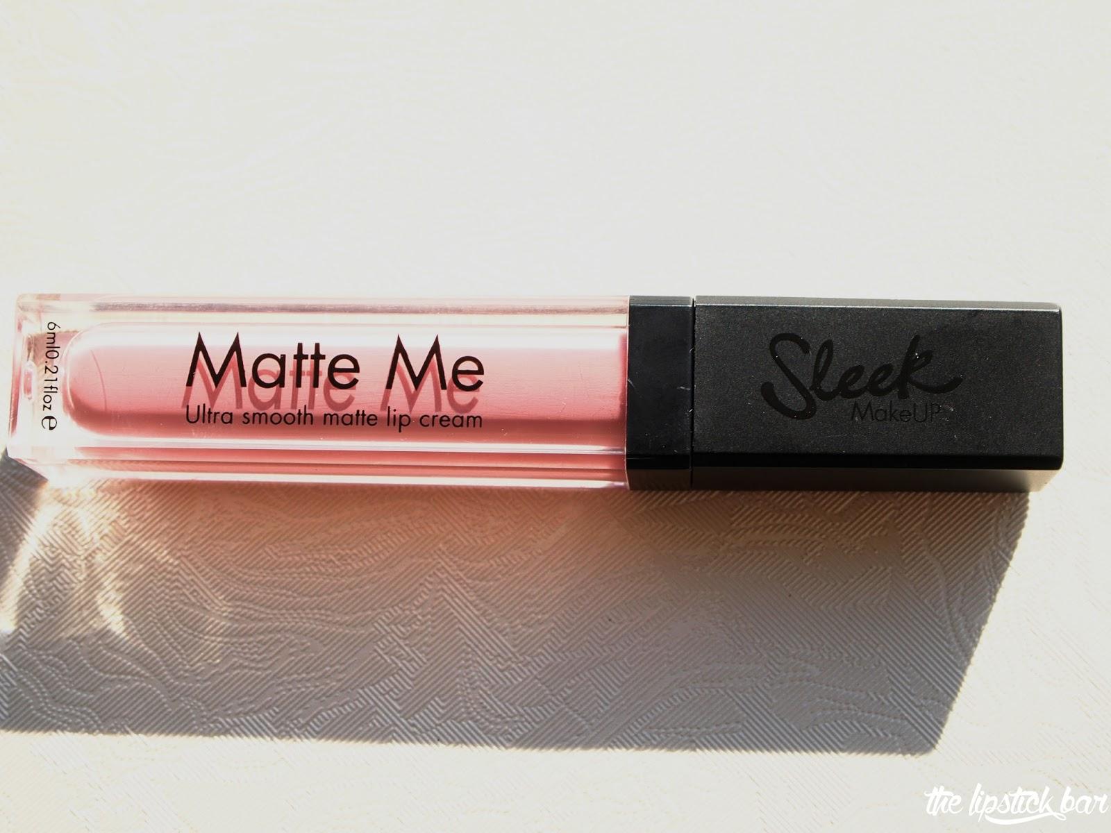 SLEEK Matte me-Petal
