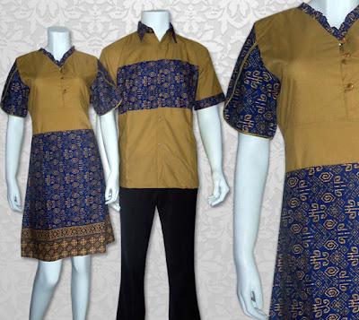 Model Baju Batik Terbaru 5