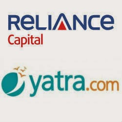 Reliance Capital sells Yatra Stake