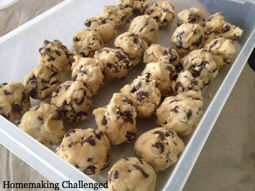 homemaking challenged fresh cookies
