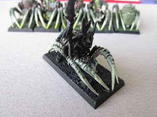 How to Paint Goblin Spider Riders step three