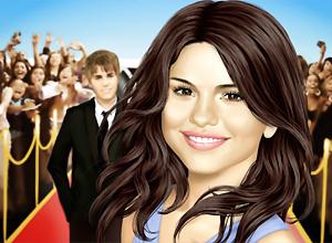 Selena Gomez real