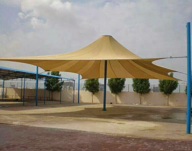Car parking shades suppliers in qatar car parking shades for Sun shade structure