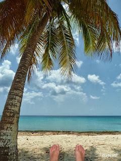 Biela e praia de Maria La Gorda Cuba
