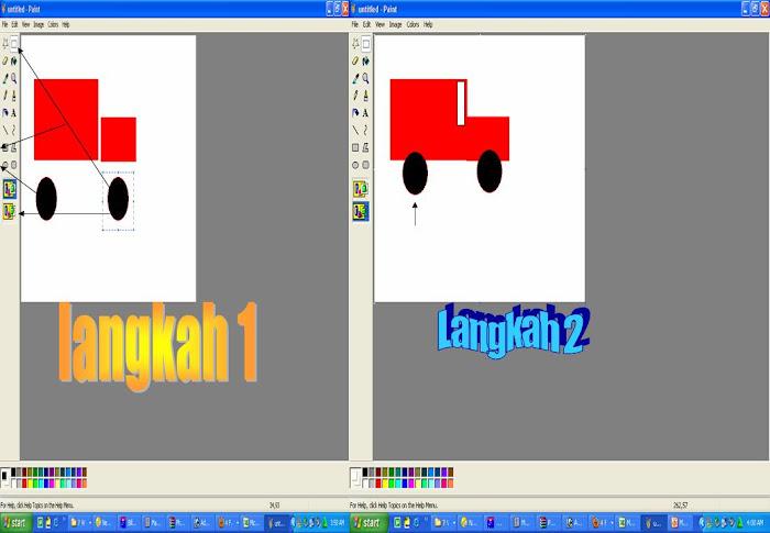 Kls 1 (ms Paint) Mobil