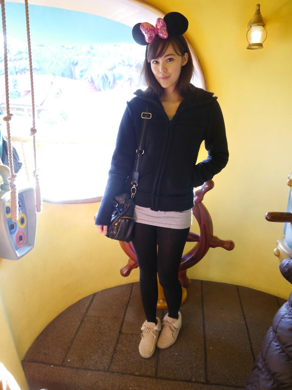 Tokyo (4) - Disneyland