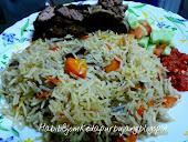 Nasi Arab Maqlubah