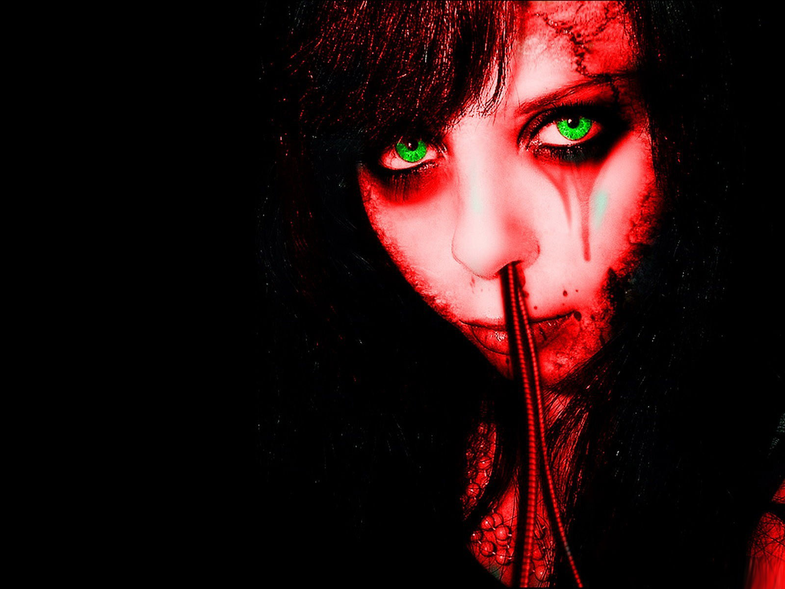 scary vampire wallpaper - photo #13