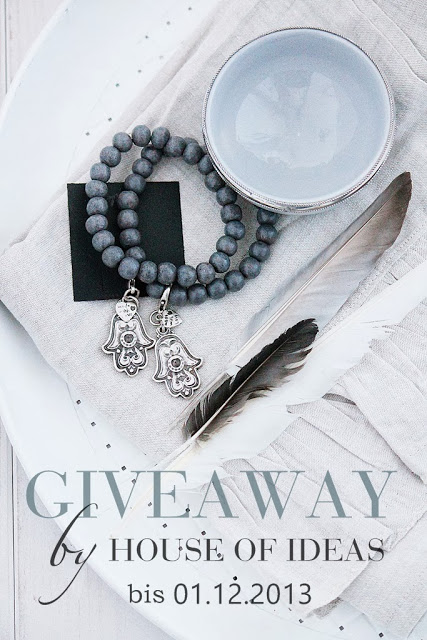 Giveaway by House of Ideas