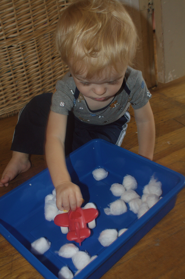 Ivory Soap Cloud Sensory Bin Life With Moore Babies