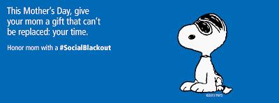 #SocialBlackout