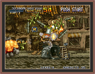 Metal Slug 1 Screen Shot No 2