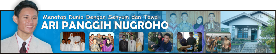 Ari Panggih Blog
