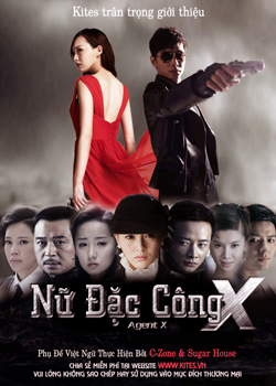 N c Cng X VIETSUB - Agent X (2012) VIETSUB - (08/42)