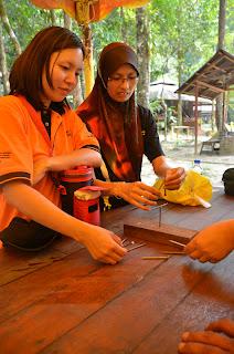 Petronas Malacca - Adventure TeamBuilding at Selai, Endau Rompin
