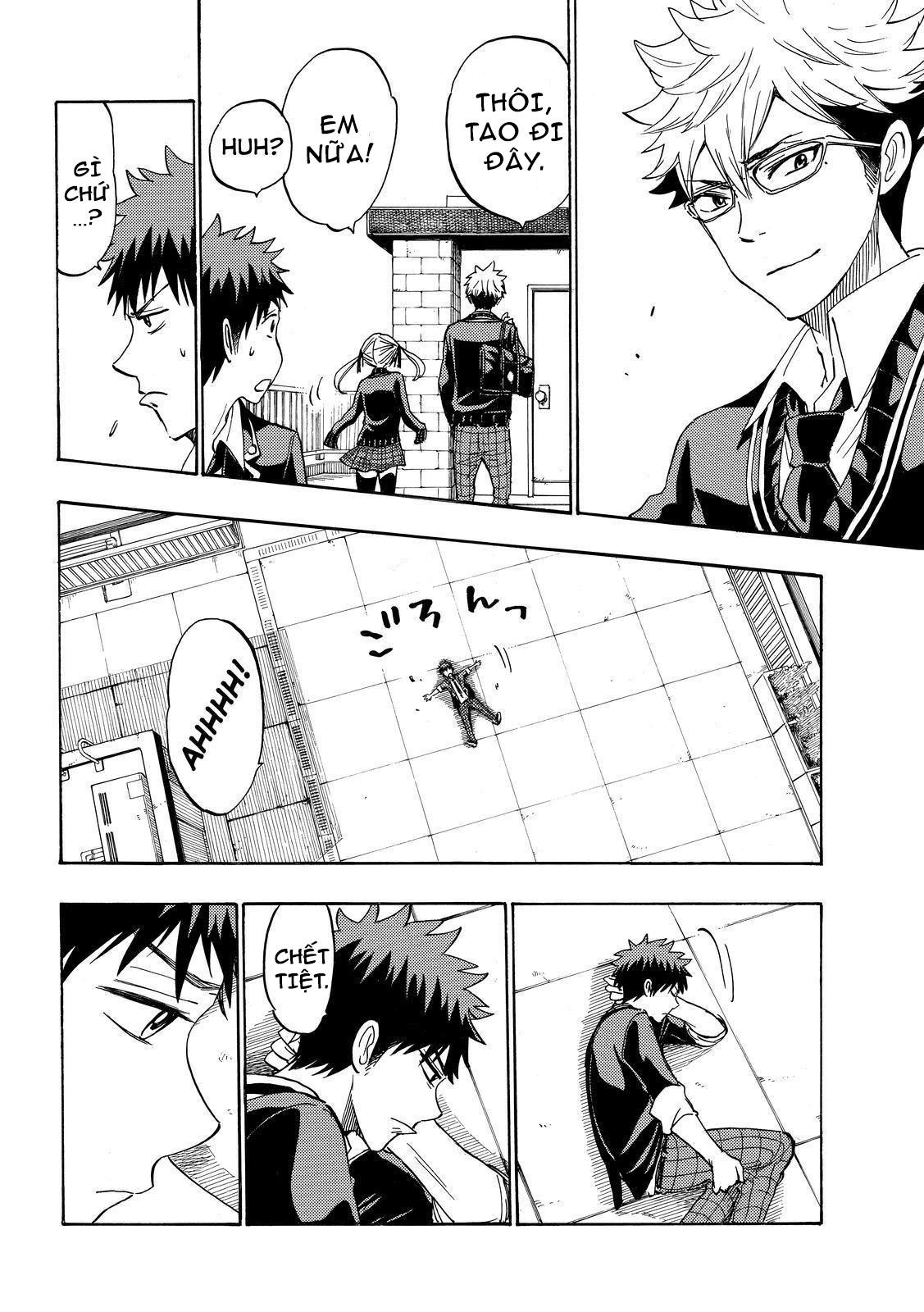 Yamada-kun to 7-nin no majo chap 176 Trang 15 - Mangak.info
